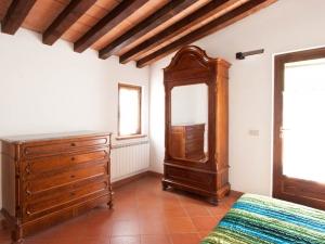 Camera della casa vacanze la Carraia