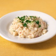 Risotto al topinambour