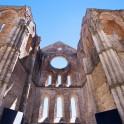 Foto dell'abbazia di San Galgano