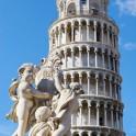 Foto della torre di Pisa
