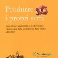 Produrre i propri semi, di  Salvatore Ceccarelli