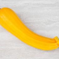 Zucchina gialla o zucchina banana?