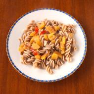 Pasta di grano antico Senator Cappelli alla zucca Table Queen