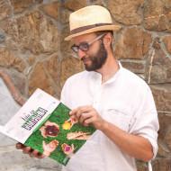 Le verdure dimenticate di Poggio Diavolino in copertina di Vita in Campagna