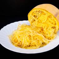 Non cucinare la pasta, apri la zucca spaghetti!